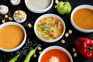 Top 5 Asian soups